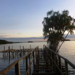 Lago Carimagua, Colombia